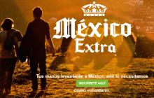 Cerveza Corona, lanza México Extra para ayudar tras el sismo