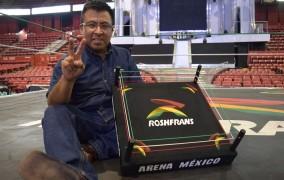 'Redurings', un sueño de lucha libre hecho realidad