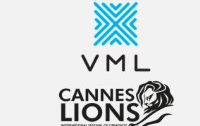 VML es nombrada agencia del año y logra el primer lugar en el ranking de la categoría de P.R. en Cannes Lions 2017