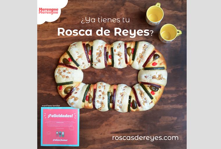 Lanzan Roscasdereyes.com, la primera plataforma online de postres en México que acepta Bitcoins como forma de pago