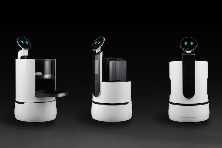 LG amplia su portafolio de Robots