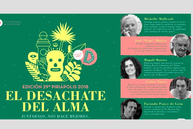 El Círculo Uruguayo de Publicidad lanza el Desachate 2018