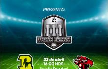 Northweek, primera marca que patrocina el futbol americano de México