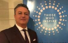 """Alejandro Cardoso, participó de la presentación del libro """"Those Who Inspire México"""""""