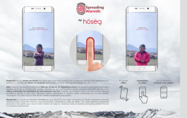 Höseg y Grey crean campaña para repartir calor en comunidades Alto Andinas