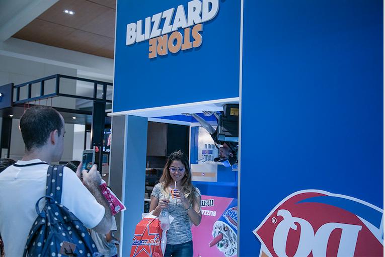 """Ogilvy Panamá Presentó """"Blizzard Store"""""""