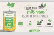 Herdez introduce semillas en sus etiquetas, por un mundo más vivo