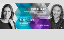 La CEO de DDB Worldwide y el Presidente del Consejo Creativo Global de McCann Worldgroup compartirán su visión en El Ojo de Iberoamérica