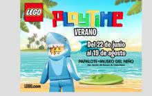 Estas vacaciones inspírate con LEGO® Playtime Verano en Papalote Museo del Niño
