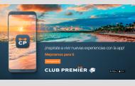 Club Premier lanza su nueva aplicación móvil