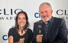 Ogilvy Guatemala fue premiado con oro y plata en los Clio Awards