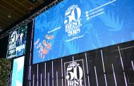 Concluye exitosamente Latinamerica´s 50 Best Restaurants con producción de ifahto