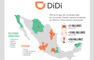 DiDi inicia operaciones en la Ciudad de México