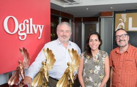 Ogilvy Guatemala y Kingo Energy cierran extraordinario año con nuevo reconocimiento en festival internacional de creatividad