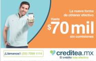 Cheil México suma a su portafolio de clientes a Creditea México, empresa líder en materia de préstamos personales en línea.