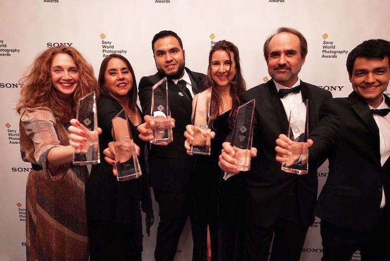 Se revelan nombres de ganadores absolutos de los Sony World Photography Awards 2019