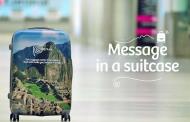 PROMPERÚ promociona nuestros destinos turísticos con campaña 'Mensaje en la maleta'